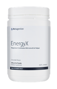 EnergyX 400 g Chocolate TGO92